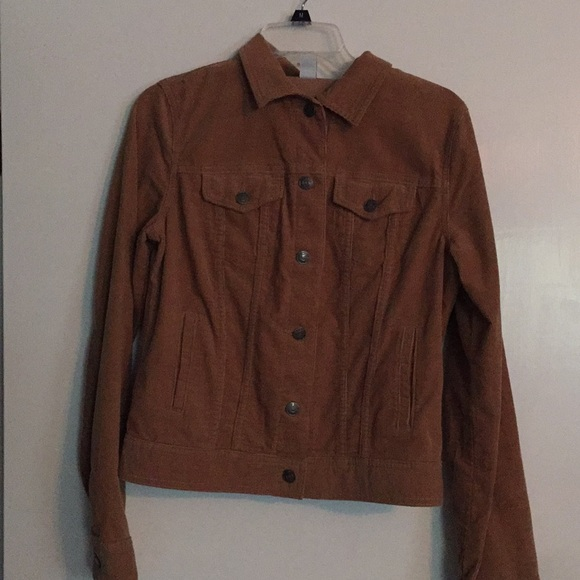 Old Navy Jackets & Blazers - Old Navy brown corduroy jacket